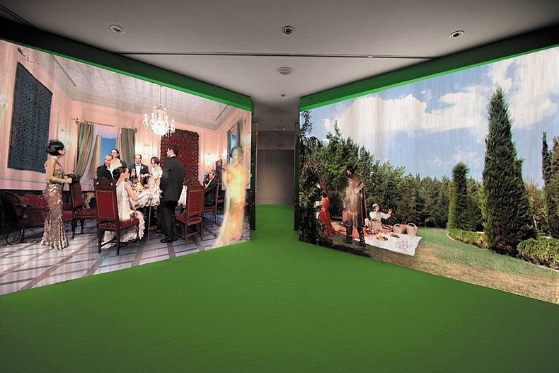 Judith Barry_Artist_Mirror-Garden_Exhibi