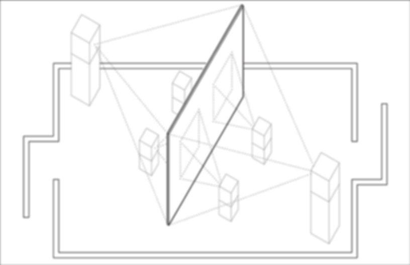 Judith Barry_Artist_Echo_Exhibition_diagram