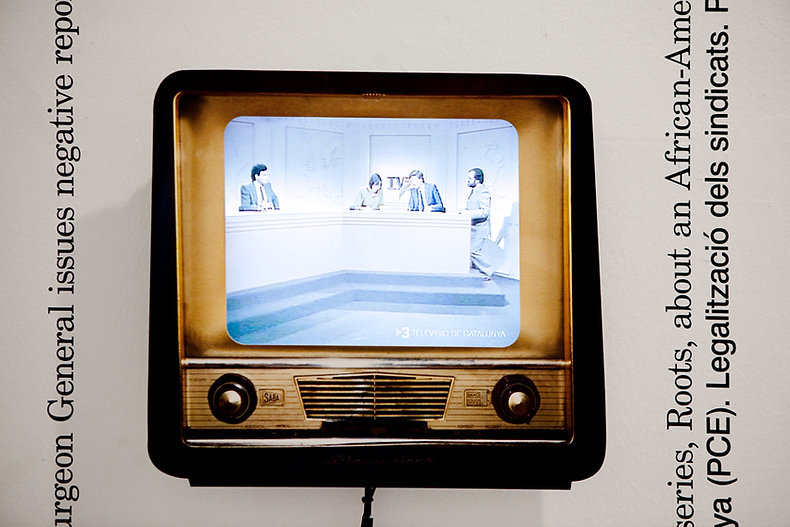 Judith Barry_Artist_exhibition-design_Channeling-Spain