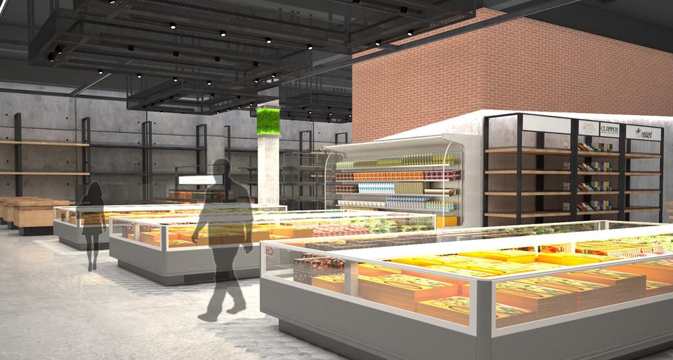 Alyasra Foods Showroom