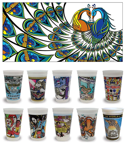 Illustration created for Wet Willies cup