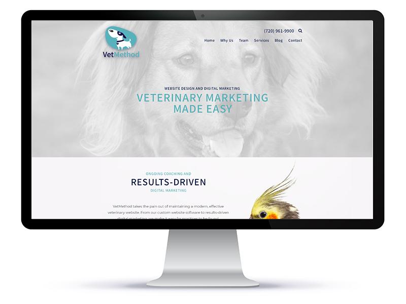 VetMethod website