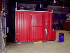 heritage hut mobile concession trailer 3