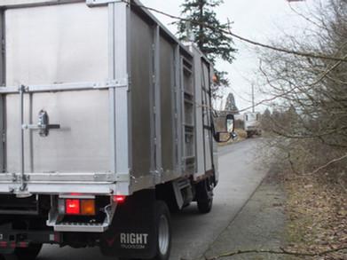 AFTER dump box trailer 3 - kamo