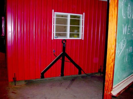 heritage hut mobile concession trailer 2