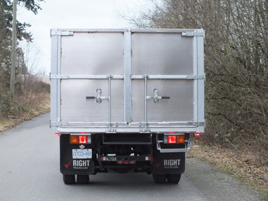 AFTER dump box trailer 2 - kamo
