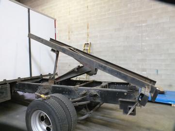 BEFORE dump box trailer 3 - kamo