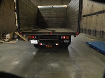 BEFORE dump box trailer - kamo