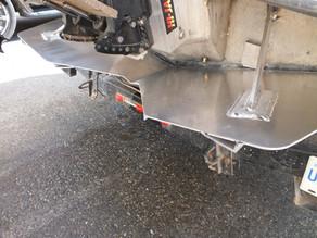rear box flange