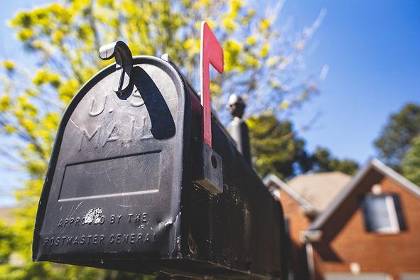 Free Photo of Mailbox.jpg