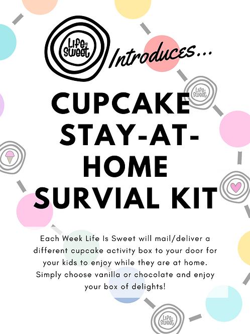 Cupcake Survival Kit