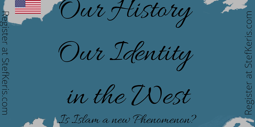 Islam In The West Specialist Workshop