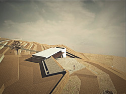 Cycladic Landscape House
