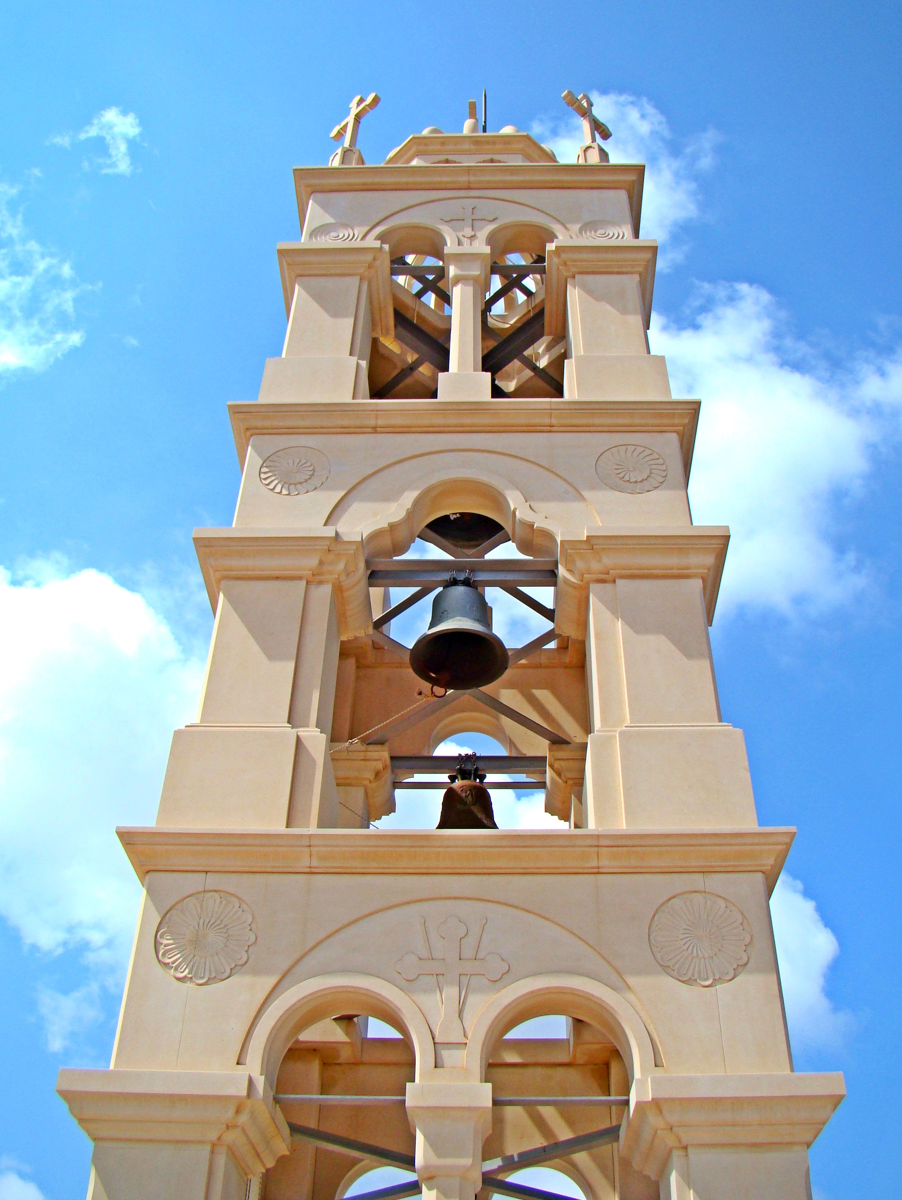 Monastery's Belltower Restoration