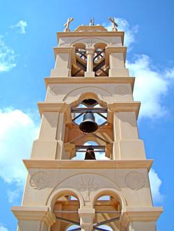 Monastery's Belltower Restoration