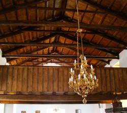 Church's Ceiling Restoration
