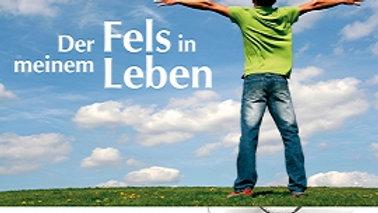 """CD Karte """"Du bist der Fels in meinem Leben"""" (Motiv Juge)"""