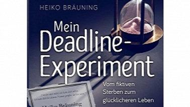 """Buch """"Deadline"""""""