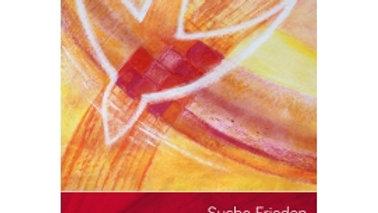 """CD Karte """"Suche Frieden und jage ihm nach"""""""