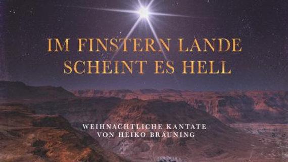 """CD """"Im finstern Lande scheint es hell"""""""