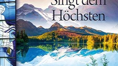"""CD """"Singt dem Höchsten"""