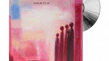 """CD Karte """"Gott nahe zu sein"""""""