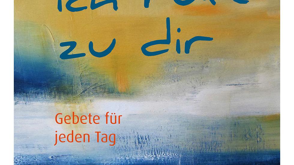 "Buch ""Herr ich rufe zu dir"""