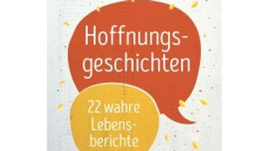 """Buch """"Hoffnungsgeschichten"""" Band 2"""