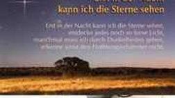 """CD Karte """"Erst in der Nacht"""""""