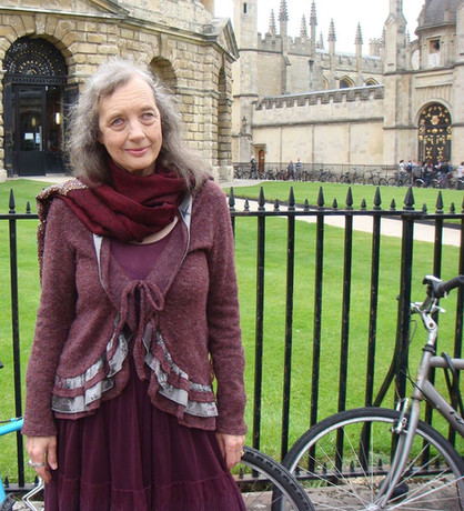 at The Radcliffe Camera, Oxford