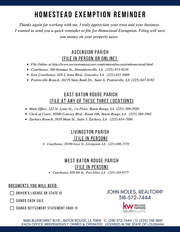 Homestead Exemption Reminder - John Noles.png