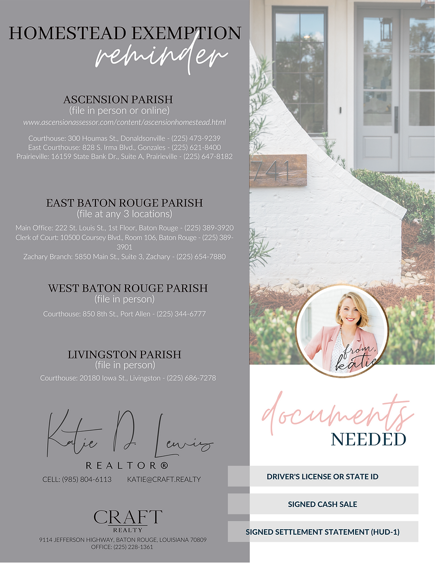 Homestead Exemption Reminder - Katie Lewis.png