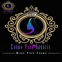 Crown your goddess NEW LOGO blk copy_edi