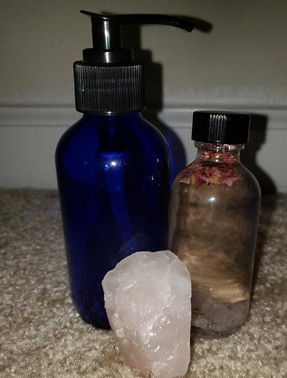Rose Quartz Water