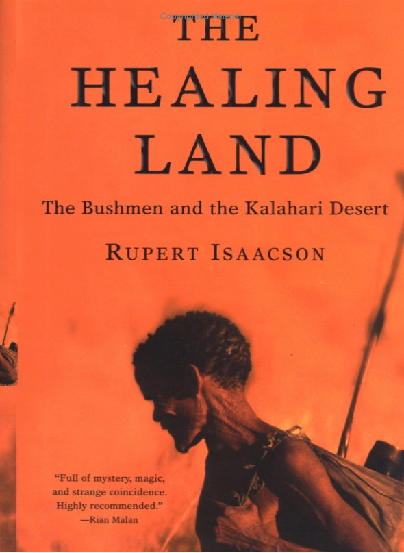 The Healing Land by Rupert Isaacson