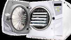 L'autoclave Classe B, l'unico strumento che consete di ottenere la sterilizzazione dello strumentario chirurgico odontoiatrico per garantire la totale sicurezza del paziente