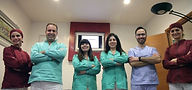 il team dello studio dentistico Ferrantini Marraudino