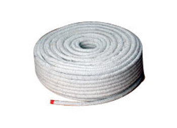 White Dry Asbestos Packing Rope