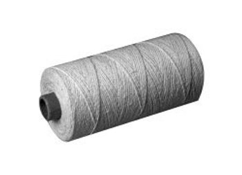 White Asbestos Metallic Yarn
