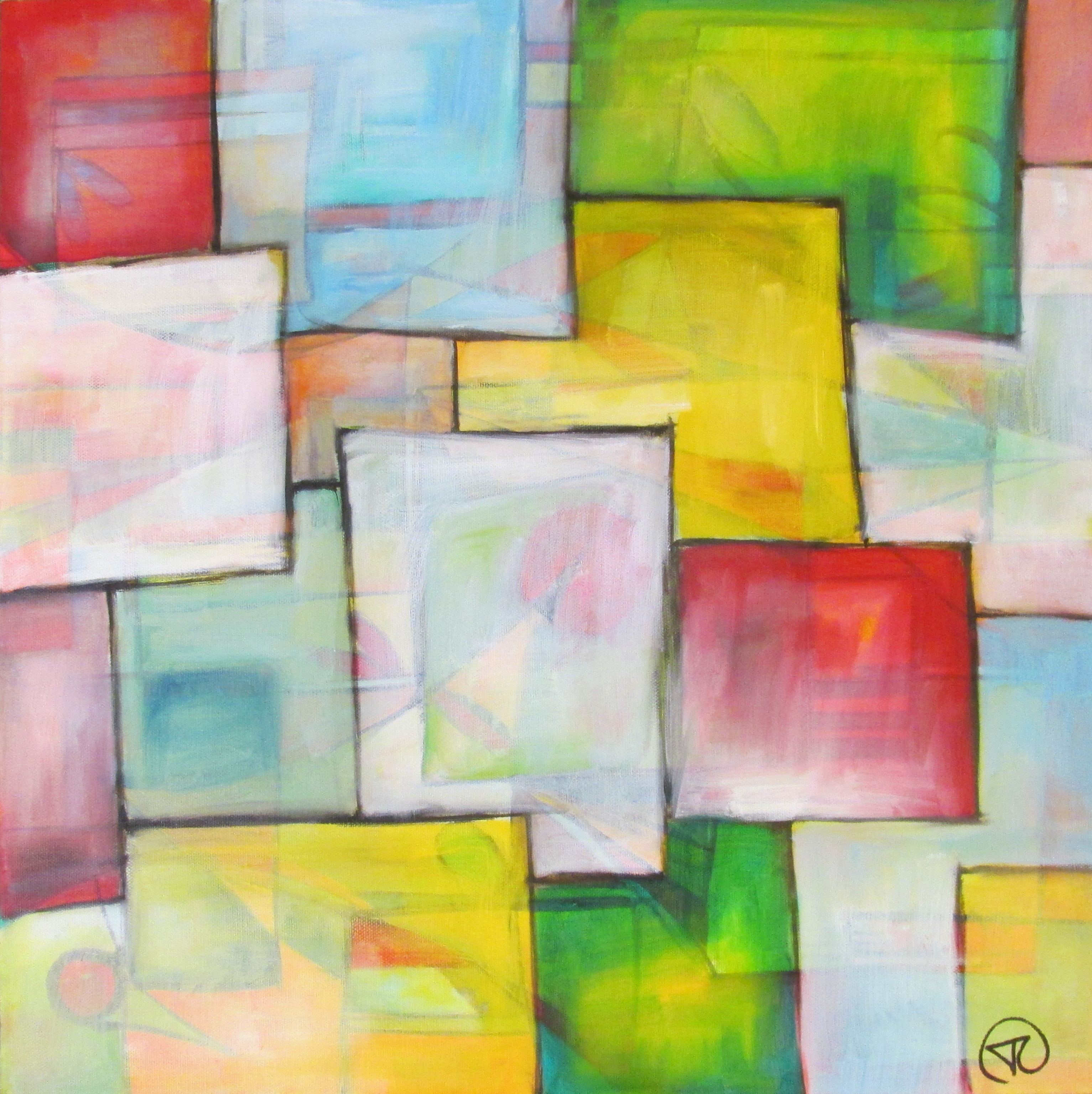 Layered  (Sold)