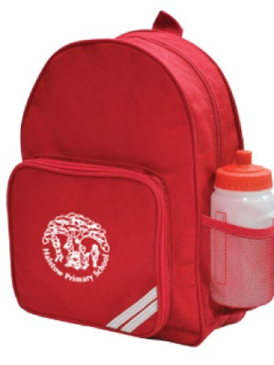 Halstow School Branded Infant Backpack