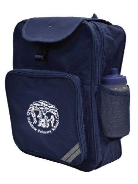 Halstow School Branded Junior Backpack