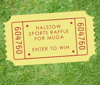 Halstow Sports Raffle - The Winners Revealed!