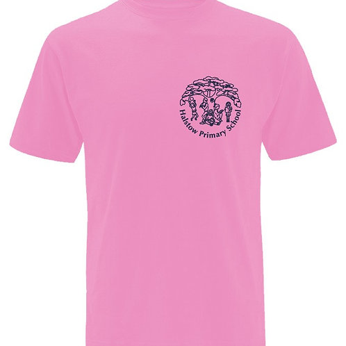 Halstow School Branded T-Shirt