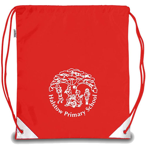 Halstow School Branded Kit Bag