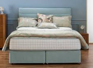 Respa Bed Luxurious Blue