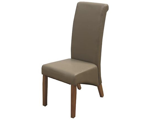 Torino Dining Chair-Oak Leg