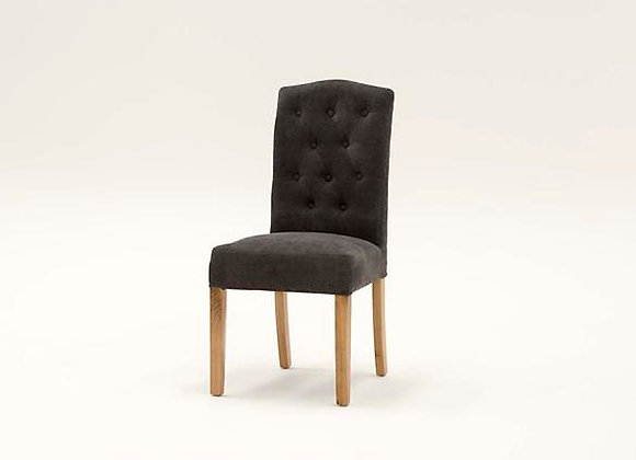 Emerson Dining Chair-Oak Leg