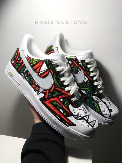 Nike Kicks Custom