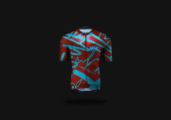 Cuystom cycling jersey